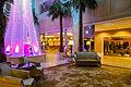Kobe Meriken Park Oriental Hotel atrium lobby 20120106-003.jpg