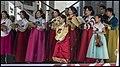 Korean Choir ready to perform Brisbane King George Square-2 (43290473404).jpg