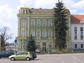 Kostelec nad Orlicí - Town Hall.jpg