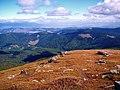 Kráľova hoľa - pohľad na Slovenský raj - panoramio.jpg