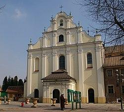 Krakow Mogila klasztor 20080309 2608.jpg