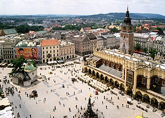Lesser Poland Voivodeship - Kraków, capital of Lesser Poland