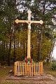 Krzyż, granica wsi Chwaszczyno i Tuchom - panoramio.jpg