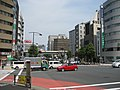 Kudan-Shita Intersection - panoramio.jpg