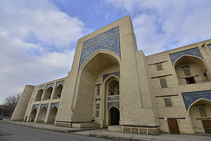 Lyab-i Hauz - Kukeldash Madrasah