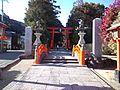 Kumano-hayatama-taisha Shrine - Entrance.jpg