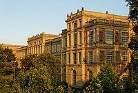 Kunstakademie in Duesseldorf-Altstadt, von Nordwesten.jpg