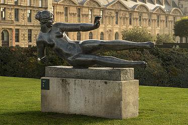 Aristide maillol wikip dia - Sculpture jardin des tuileries ...