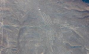 Nazca Lines - Image: Líneas de Nazca, Nazca, Perú, 2015 07 29, DD 52