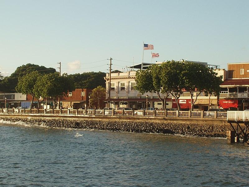 File:Lāhainā oceanfront.JPG
