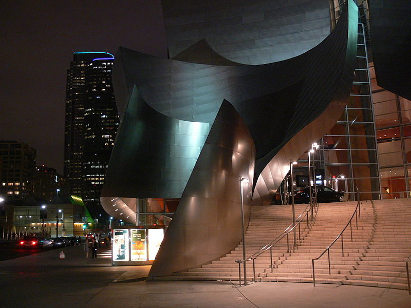 link=LA Disney Concert Hall entrance 1.jpg