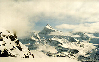 La Ruinette mountain