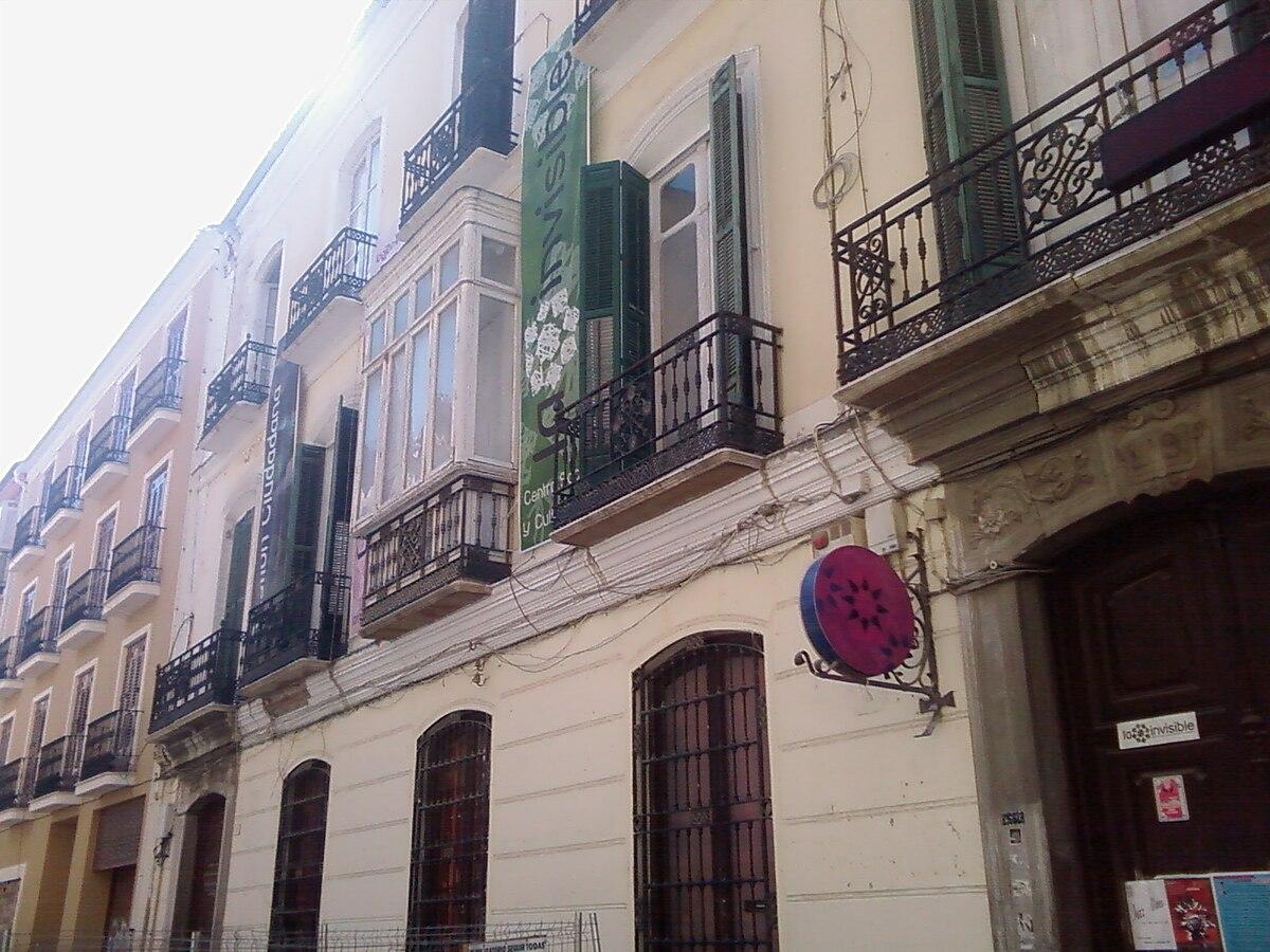 La casa invisible wikipedia la enciclopedia libre for Casa moderna wiki