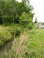 La Drancourt rejoint l'Amboise, Neuville-Ribeauville, Estréboeuf, Somme, France.JPG