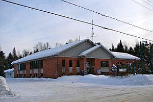 La Macaza, Quebec - La Macaza municipal hall
