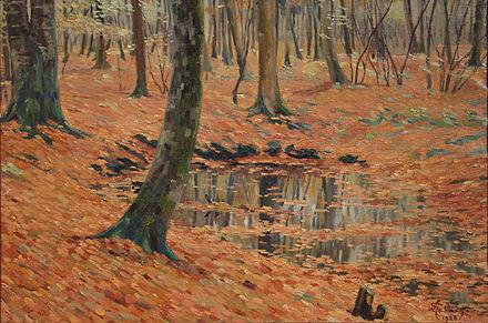 bornes forêt de chantilly