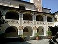 La Roya Saorge Monastere Franciscain Cloitre Cadrans Solaires - panoramio.jpg