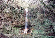 La cascata dell'Infernaccio