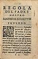 La regola di San Benedetto. Con le costituzioni delli eremiti di S. Romoaldo dell'ordine Camaldolese - 11.jpg