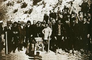 Labour Battalions (Ottoman Empire) - Men of the Labour Battalions