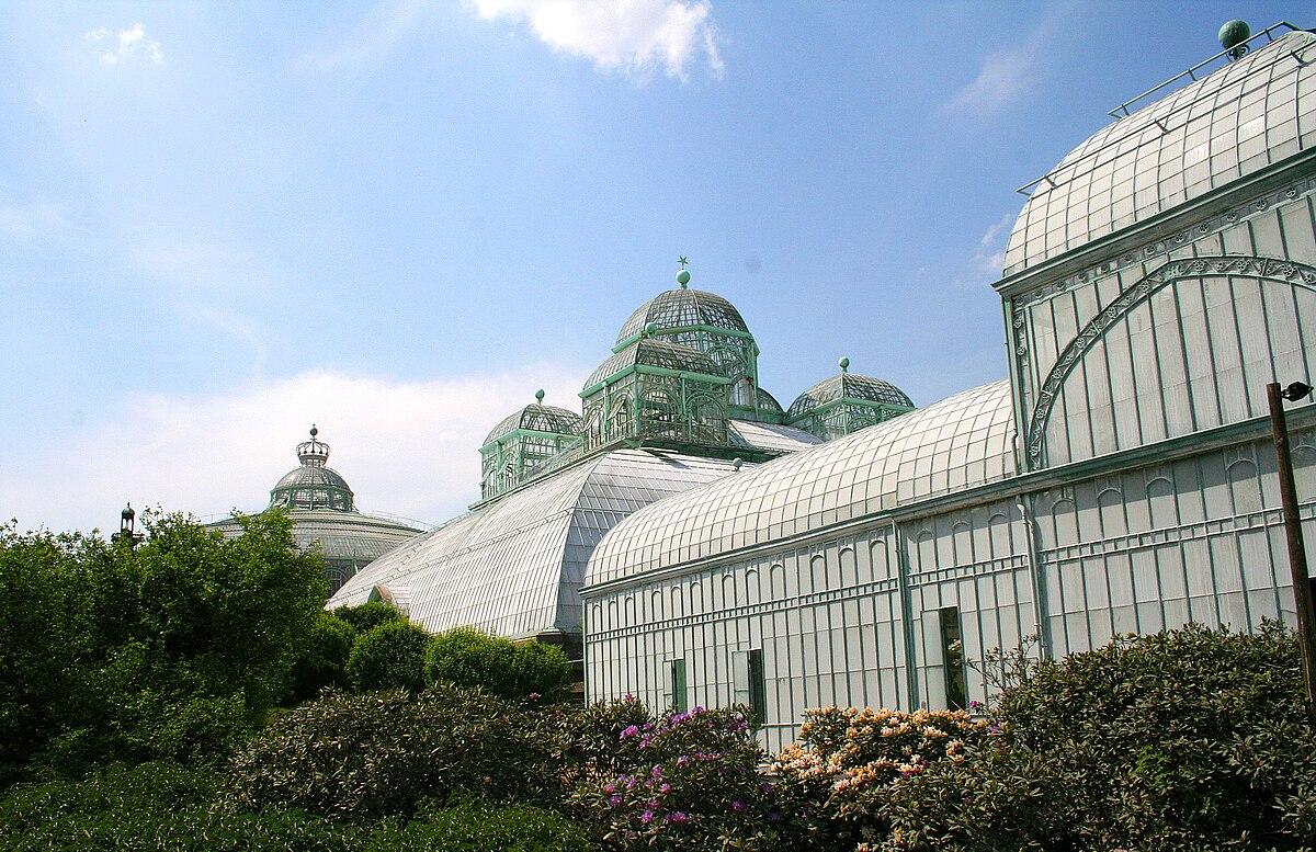 Serres Royales De Laeken Wikipedia