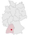 Lage des Landkreises Reutlingen in Deutschland.png