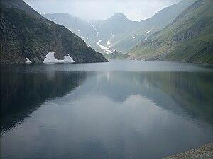 Lago di Aviasco - Image: Lago Aviasco