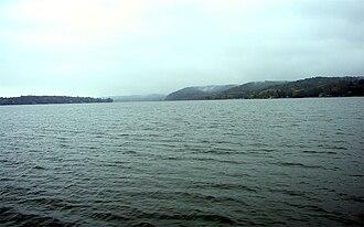 Lake Lemon - Image: Lake Lemon