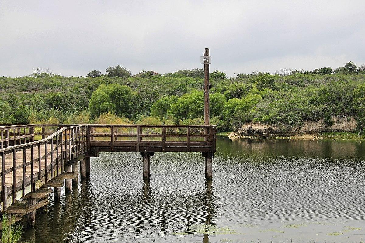lake corpus christi state park wikipedia