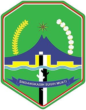 Majalengka Regency - Image: Lambang Kabupaten Majalengka