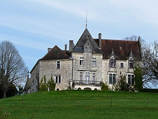 Château de Bellegarde (Lamonzie-Montastruc)