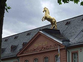 Landesmuseum Mainz - The Landesmuseum Mainz.