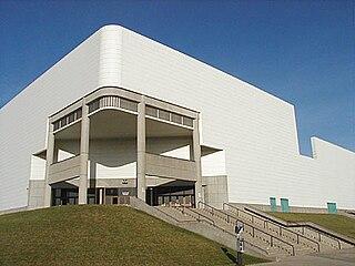Kansas Expocentre Arena in Topeka, Kansas