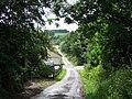 Lane to Ashcombe Farm - geograph.org.uk - 500224.jpg