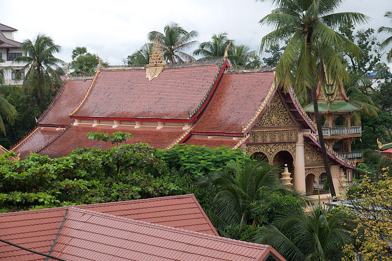 File:Laos - Wat Ong Teu, Vientiane.jpg