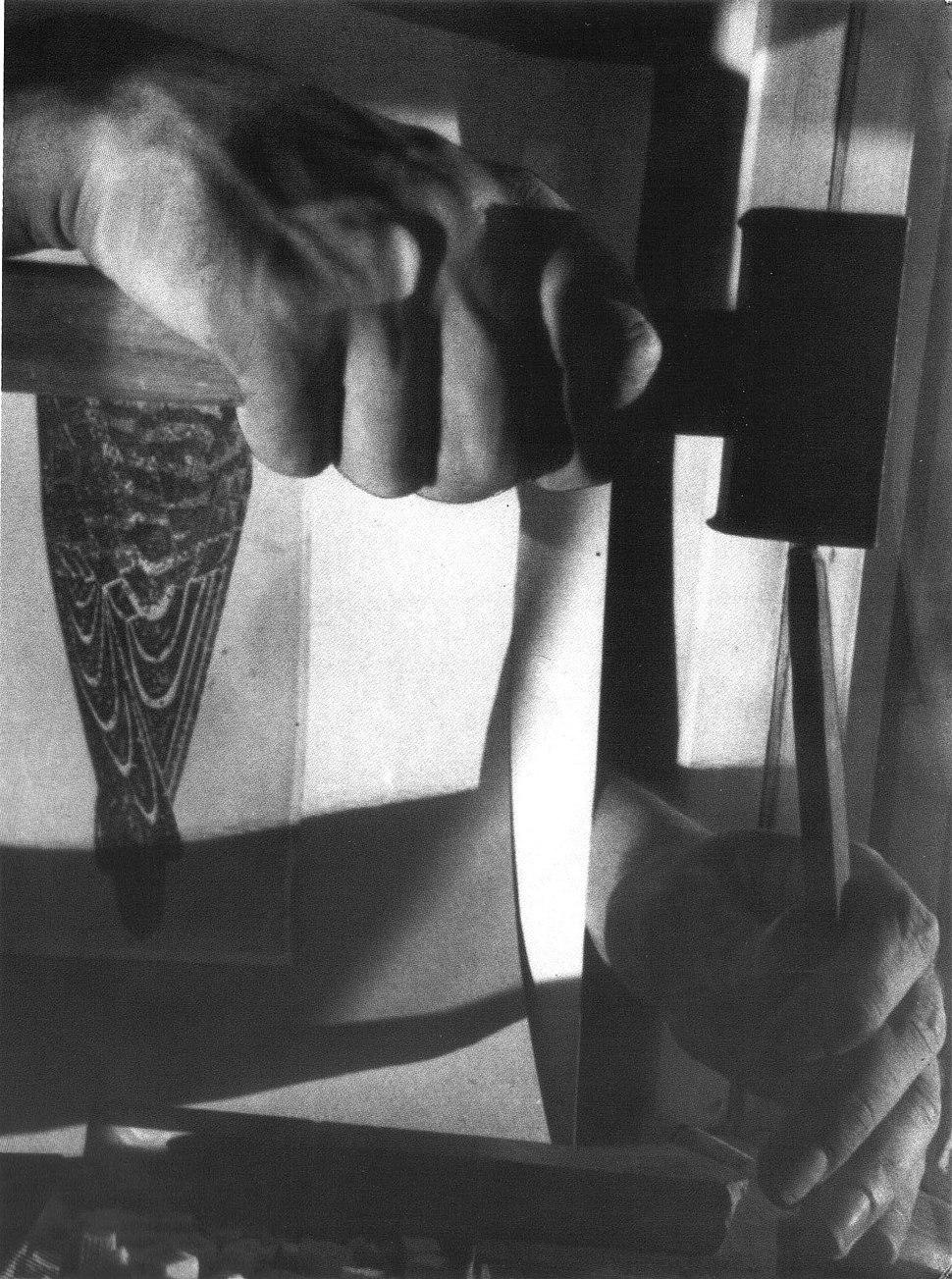 Larski Human hand's 001