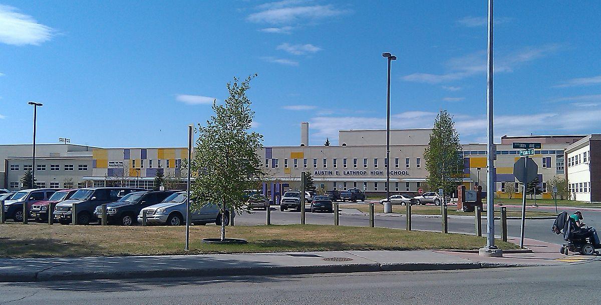 Lathrop High School Alaska Wikipedia - Where is fairbanks