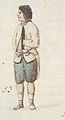 Latvian peasant from Vīgante manor in Ērģeme parish by Brotze.jpg