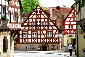 lauf an der pegnitz reisef hrer auf wikivoyage. Black Bedroom Furniture Sets. Home Design Ideas