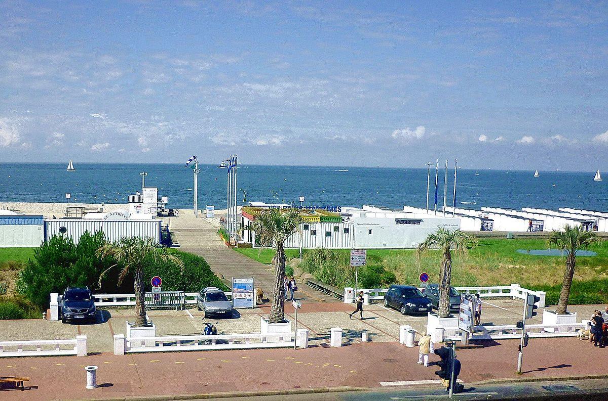 Jardins de la plage le havre wikip dia for Piscine le havre