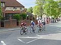 Leaders of the Tour de Yorkshire (geograph 6142981).jpg