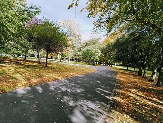 Leazes Park - Image: Leazes Park