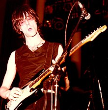 Lenny Kaye and guitar 1978.jpg
