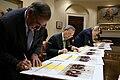Leon Panetta, Steven Chu, and Hillary Rodham Clinton, November 2012.jpg