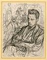 Leonid Pasternak - Portrait drawing of Rainer Maria Rilke.jpg