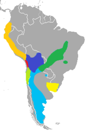 Leopardus colocolo subspecies range map.png