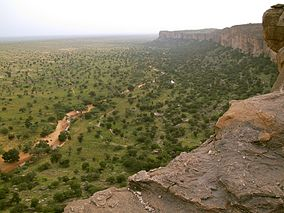 bandiagara escarpment wikipedia