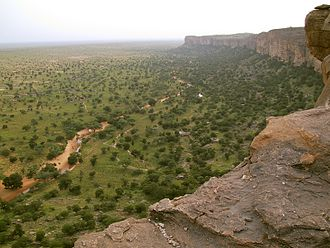 Semi-arid climate - Sahel region of Mali