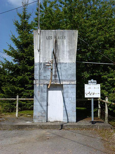 Les Places (Eure, Fr) le puits communal