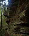 Let Petroglyph State Park Limestone Cliffs (9680492173).jpg